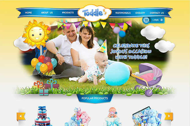 toddle-home